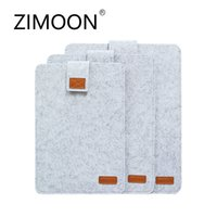 Zimoon Felt Liner Sleeve Laptop Bag Funda para computadora Notebook Bag Smart Cover para 11
