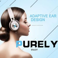 Wholesale Headset Surround Mic - Foldable Bluetooth Headphones BT-501 Wireless Stereo Surround Waterproof Headset With Mic Earphone Headset for Mobile Phone with retail box