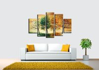 Wholesale texture abstract panel paintings online - Wall art Household goods oil painting Manual Arts Composition paintings Thick bottom texture Home decoration Hot art new style