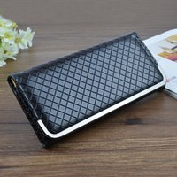 Wholesale Money Purses For Women - Wholesale- Excellent Quality Womens Wallet Leather Vintage Bifold long Money Bag Card Holder Female girls Wallet Purse For Gift 2016 New !