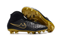 Wholesale Mens Boots Cheapest - Mercurial Boots Superfly IV FG Mens Soccer Boots Cleats Cheapest Superfly Outdoors Sports Shoes Newest