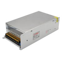 Wholesale led driver 12v input - 12V 40A 480W Switching Power Supply Driver For LED Strip AC 110-220V Input To DC 12V Fast Shipping By DHL
