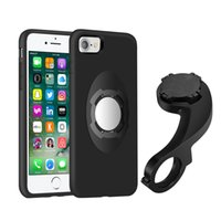Wholesale Iphone Bike Case - New Arrival Bike Bicycle Phone Mount Holder Car Holder for iPhone 7 7 plus 4.7 5.5 inch Shockproof Case Holder Kit