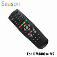 Wholesale Satellite Receiver Dm - Wholesale- Remote Control For dm800se v2 series Remote Control Satellite receiver Remote Control for DM 800SE V2 series Free Shipping