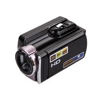 Wholesale Sd Lcd Digital Camera Mini - Wholesale-NI5L 1080P Digital Video Camcorder Full HD 16x Digital Zoom DV Camera Kit Black Free Shipping
