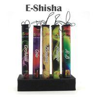Wholesale Disposable E Cigarette Batteries - Hot Shisha Pen Disposable Electronic Cigarette E-shisha Time Disposbale E Cigs 30 type Various Fruit Flavors Hookah Pen 280mAh Battery