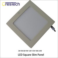 Wholesale kitchen baby for sale - Group buy Indoor lights Slim LED panel Light Ultra thin Recessed Ceiling Light Grid lamp for home office kitchen bed room baby room lighting