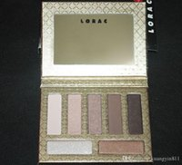 Wholesale Wholesale Romance Gifts - HOT Makeup New Lorac Romance   Black Tie Attire Lorac Pink Champagne HolidayEye Shadow Palette 7 Color DHL Free shipping+GIFT.