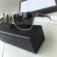 Woman outdoor light shades - new style Ultra light style men s designer sunglasses outdoor travel shade glasses high end brand sunglasses with box