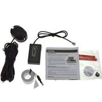 Wholesale Front Parking Sensor System - 4 Parking Sensors Car Reverse Backup Front Rear LED Display System Radar Alarm
