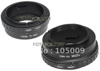 Wholesale Fd Lens Adapter - Wholesale- FD FL lens to E mount adapter ring for NEX NEX-7 NEX-5N NEX-3 NEX-5 NEX-VG10