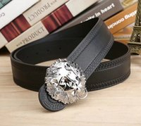Wholesale Bussiness Casual - Free shipping Hot Sale Fashion Brand Mens bussiness Genuine Leather belts smooth buckle cowhide waist belts straps high quality for men