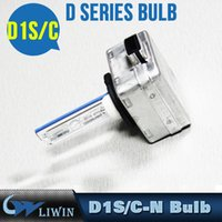 D1S Xenon HID Lampe phare 6000K Super Bright Remplacer P hilips ou O sram ampoule 9-16V Hid Single Bulb