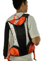 mochilas para motos al por mayor-Envío gratis Estilo popular KTM mochila Bolsa de agua / Viaje mochila / motocicleta mochila / mochila diaria bolsas Bolsas Mochilas