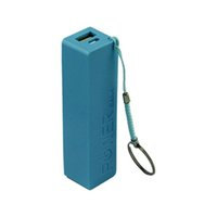 Wholesale External Backup Battery For Blackberry - Portable Mobile Power bank case external backup 18651 Battery Charger