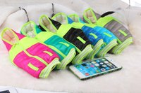 Wholesale Designer S4 - Fashion Down Jacket Case for iPhone 5s 5 Samsung S4 Note 2 Pouch Arm Band Case Cover Mobile Phone Bag New Skin Designer 8 Colors