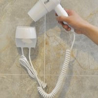 Wholesale hair dryer w Hotel bathroom home bathroom hair dryer dry skin hanging wall hanging hair dryer for v X8029