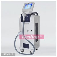 Wholesale Equipment For Hair Salon - Hot selling!! 2017 portable 808nm diode laser pernament hair removal laser diode equipment for salon use