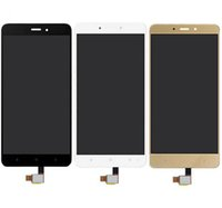 Wholesale Free One Touch - For Xiaomi Redmi Note 4 LCD Display+Touch Screen Digitizer High quality tested one by one+ free repairing tools fast shipping