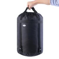 Wholesale free car stuff resale online - Lightweight Nylon Compression Stuff Sack Bag Outdoor Camping Sleeping Small Bag cm