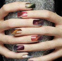 Wholesale Cheap Nails Polish - Wholesale-36pc lot 10ml Cat eyes Color UV Nail Gel Polish Nails Art Phototherapy Makeup Manicure Cosmetic cheap