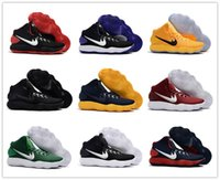 Wholesale New Arrival Top Kids - New Arrival Hyperdunk 2017 EP PG1 Basketball Shoes for Women Men Youth Top quality Paul George PG1 KID Sports Trainers Sneakers Size 40-46