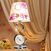 Wholesale Contemporary Art Metal - Contemporary and contracted desk lamp of bedroom the head of a bed European creative personality of the lamp decoration hotel that move ligh
