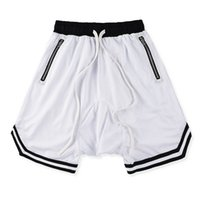 Wholesale Striped Color Matching - 2017new style FOG five classical all-match style OVER SIZE loose Pure color shorts the same style as G-Dragon