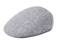 ingrosso cappelli delle donne britanniche-Cappellino per berretti da baseball per uomo e donna Moda berretti cappellino cappelli per cappelli invernali telo autunno inverno caldo per uomo di alta qualità