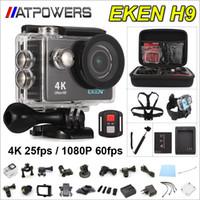 Wholesale Used Hd Pro - Action camera deportiva Original EKEN H9   H9R remote Ultra HD 4K WiFi 1080P 60fps 2.0 LCD 170D pro sport waterproof go camera