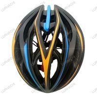 Wholesale Cheap Bike Helmets - 2017 C-002 Cheap & Good Quality MTB Bicycle Helmet Road Bike Helmet Professional Man Woman Cycling Helmet With LED Flashlight