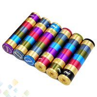 Wholesale Full Float - Newest AV Manhattan Ringer Mod Avid Lyfe Full Mechanical Ringer Mod 24mm Diameter with Floating Copper Contact Pin DHL Free