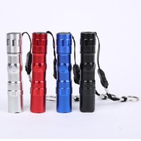 Wholesale Diving Hid Flashlight - New direct selling LED aluminum alloy, strong light diving camp, standing multi-functional flashlight manufacturers wholesale