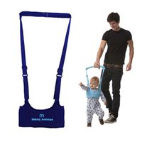 Wholesale Blue Toddler Backpack - Toddler Leash Backpack Baby Carriers Walkers Infantil Baby Harnesses Jumpers For Children