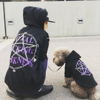 Wholesale Summer Clothes Manufacturers - Pet-friendly Hooded Sweater Pet Clothing Manufacturers Sweatshirts Hot Sale Dog Sweater Dog Clothes Puppy Clothing DOG Leisure Apparel
