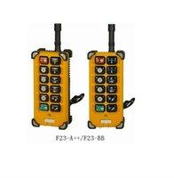 Wholesale Crane Remote - Wholesale-F23-BB(include 2 transmitters and 1 receiver) crane Remote Control  wireless remote control