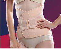 ingrosso cintura di forma del ventre-Traspirante forte modellante corsetto dopo il parto cintura cinch maternità Gravidanza Cintura Tummy Slim Dimagrimento cintura di castità Belly Band