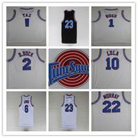 Basketball Men Sleeveless NCAA  23 basketball Jersey  22 Murray  1 Bugs  ! a8b1be043ad