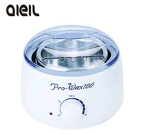 Wholesale Hair Removal Wax Heater - Professional Warmer Wax Heater Mini SPA Hand Epilator Feet Paraffin Wax Rechargeable Machine Body Depilatory Hair Removal Tool