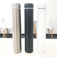 Wholesale Protect Flash - Lady self defense mug stainless steel vacuum cup flash cut self protect mug straight thermo cup keep warm and cool LAZER LOGO FOR FREE