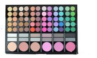Wholesale 78 Color Professional Eyeshadow Palette - HOT 78 Color Professional Eyeshadow Palette Fashion Makeup Palette Make Up Cosmetic Eye Shadow 60 Colors EyeShadow 12 Colors Smoky free DHL