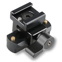 Wholesale CAMVATE Quick Release Clamp Black Wingnut Cold Shoe Mount Adapter