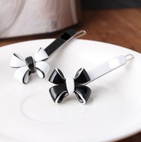 Wholesale Hair Flower Clip Supplies - 6PCS Luxury C style Accessories for Ladys collection Item Fashion Acrylic Flower Hair Clip VIP party gift