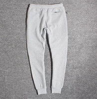 Wholesale Bottoming Pencil Pants - Hot Tech Fleece Sport Pants Space Cotton Trousers NK Men Tracksuit Bottoms Man Jogger Tech Fleece Camo Running pant 2 Colors