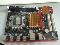 Wholesale Industrial Ethernet - X58 motherboard Industrial computer desktop computer motherboard