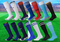 Wholesale Children Stocking Tube - Sports Socks Stockings Towel At The End Stocking Football Sock Child European Cup Thicker Club Long Tube 4 5qh