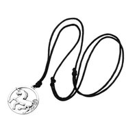 Wholesale wholesale animal suppliers for sale - Adjustable Viking Jewelry Collar Necklace Collares Pirate Pagan Pendants Amulet Adjustable Necklaces Suppliers China