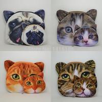 Wholesale Black Cat Artworks - Wholesale-Fatory Direct Shopping! Printing artwork bag dog cat head bag wallet lady bag shoulder bagsMother and child package