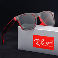 Wholesale Cat Retro Sunglasses - High quality Brand Designer Fashion Sunglasses Men uv400 Protection Outdoor Sport Vintage Sunglasses Women Retro Eyewear With box and cases