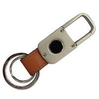Wholesale Lost Key Finder Keychain - Wireless Mini Smart GPS Tracker Bluetooth Anti-lost Alarm Key Finder Locator Key Ring Keychain For Children Key Wallet Car Locating Pet